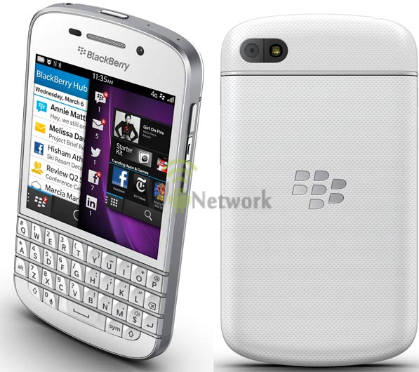 BlackBerry Q10 4g