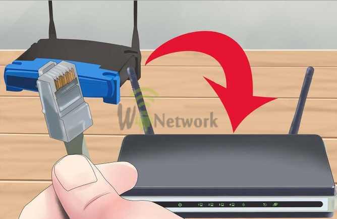 подключение двух wifi роутеров между собой сетевым кабелем