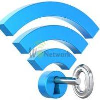 Ключ безопасности от беспроводной сети Wi-Fi