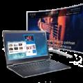 Laptop TV wifi