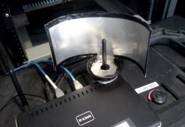 Экран отражения радиоволн своими руками