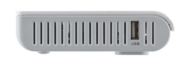 Порт подключения USB