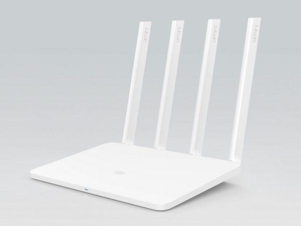 Маршрутизатор Xiaomi - внешний вид