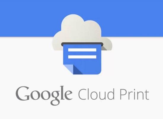 Приложение Google Cloud Print