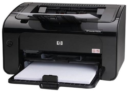 Лазерный принтер HP P1102w