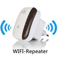 Расширение сети с помощью репитера – подключение, настройка, усиление сигнала