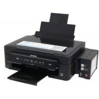 Подключение принтеров линейки Epson на примере L355 по Wi-Fi к локальной сети