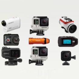 Рейтинг лучших экшн-камер