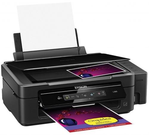 Внешний вид принтера Epson