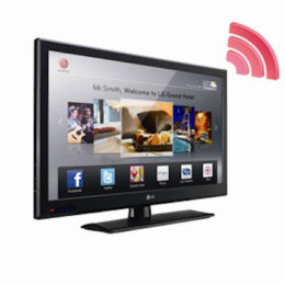 Телевизор с Wi-Fi
