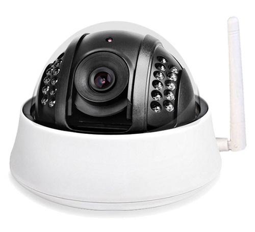 Потолочная Wi-Fi камера