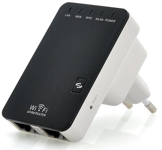 Wi-Fi повторитель