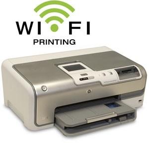Особенности подключения принтера к ноутбукам и планшетам с помощью WiFi
