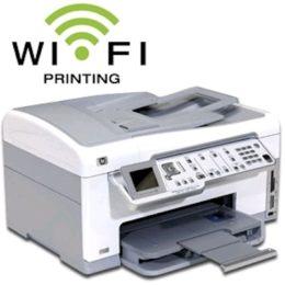 Принтеры с поддержкой Wi-Fi