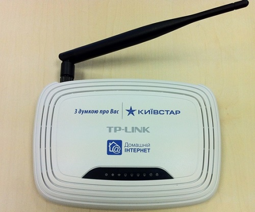 Маршрутизатор TP-Link TL-WR741N
