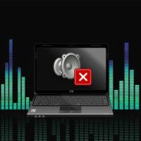 Проблемы со звуком на ноутбуке: самостоятельное устранение поломок