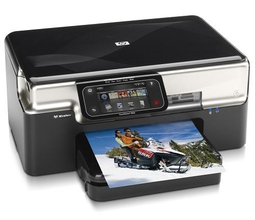 Многоцветный струйный принтер