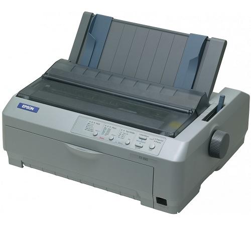 Самый старый вид принтеров - матричные
