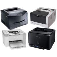 Виды принтеров: принципы работы, плюсы и минусы различных типов печати
