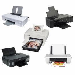 Рейтинг лучших домашних принтеров для печати фотографий