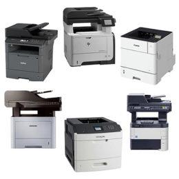Лазерные принтеры для офиса
