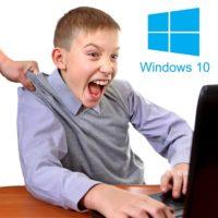 Родительский контроль в Windows 10: блокировка нежелательных сайтов