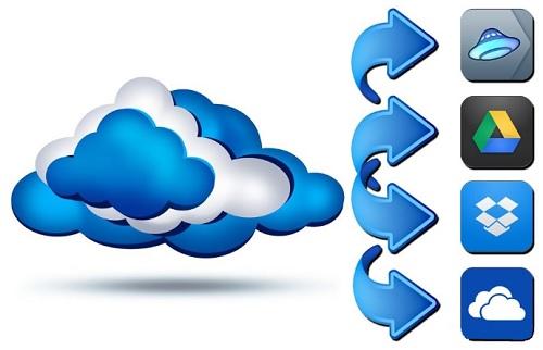 Популярные облачные хранилища данных