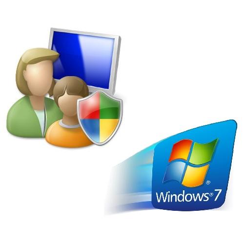 Родительский контроль в Windows 7