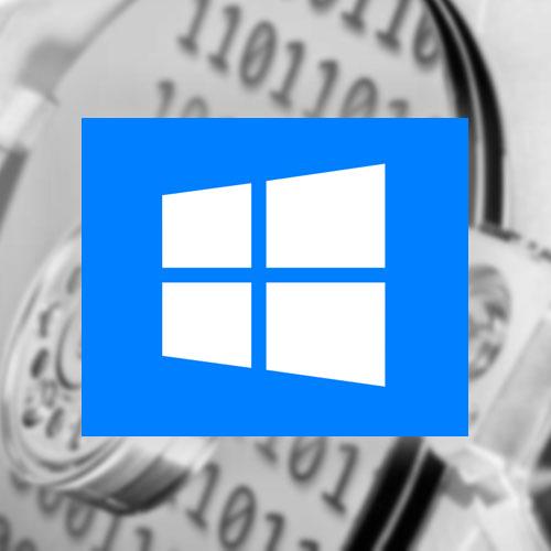 Пользовательские данные в Windows