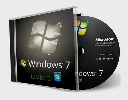Загрузочный LiveCD с системой Windows 7